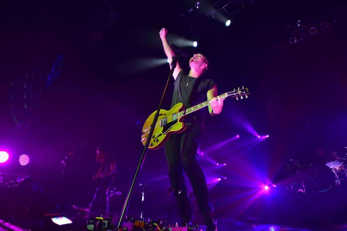 photo gallery: lifehouse | house of blues | boston, ma