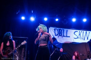 Doll Skin | Fete Music Hall, Providence RI |  8.12.16