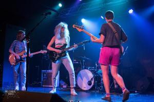 Chastity Belt | Brighton Music Hall | Allston, MA