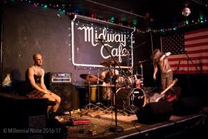 Exit Academy | Midway Cafe, Jamaica Plain